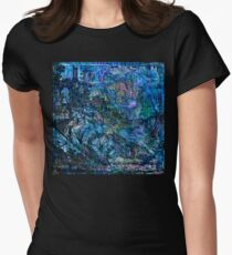 "Alchemical Secrets - ""Venus And The Dragon"" Women's Fitted T-Shirt"