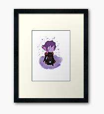 Voltron chibis- Krolia Framed Print