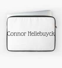 Connor Hellebuyck Laptop Sleeve
