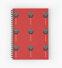 Payaso Spiral Notebook