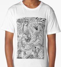 Doodles Long T-Shirt