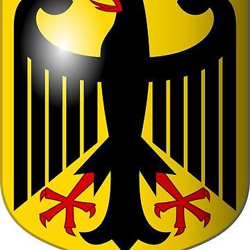 German Coat of Arms by General-Rascal