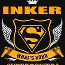 INKER - NICE DESIGN FOR YOU by maseratis