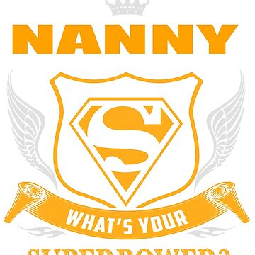 NANNY - NICE DESIGN FOR YOU by maseratis