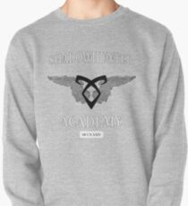 Welcome to Shadowhunter Academy Pullover Sweatshirt