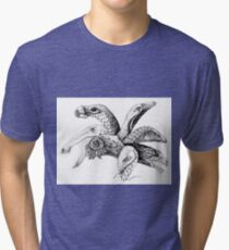 The Plant-Eater Squad Tri-blend T-Shirt