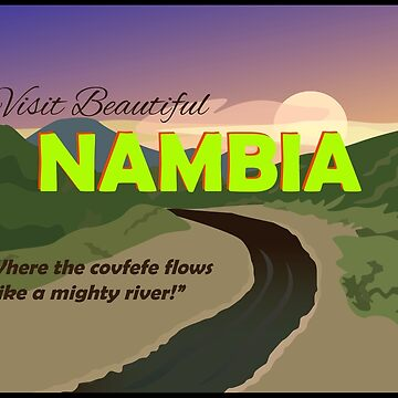 Visit Beautiful Nambia by Shappie112