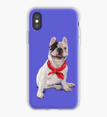 Frenchie (Colour) iPhone Case