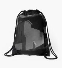 Silhoutte-O! Drawstring Bag