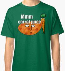 Mmm Carrot Juice Classic T-Shirt