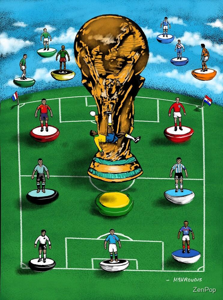 World Cup Dreams by ZenPop