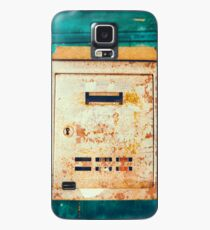 Rusty mailbox Case/Skin for Samsung Galaxy