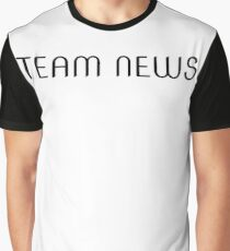 TEAM NEWS Graphic T-Shirt