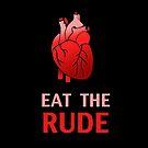Hannibal : Eat The Rude by Syac Studio