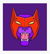Lámina fotográfica Catra She-Ra Princesa del Poder He-Man