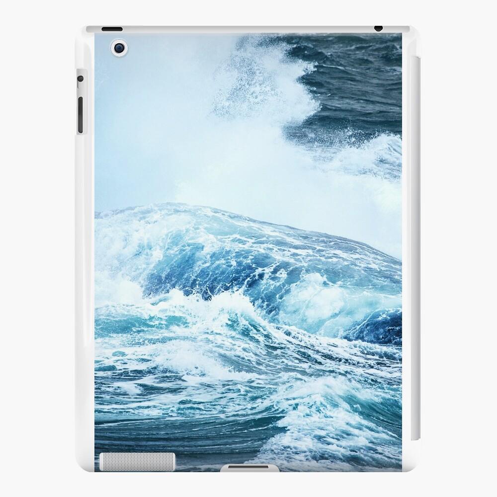 Welle iPad-Hüllen & Klebefolien