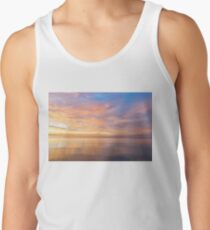 Good for the Soul - Mesmerising Sunrise Clouds Over Lustrous Waters Tank Top