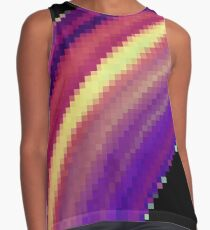 Pixiilated Pride 3 by RootCat Sleeveless Top