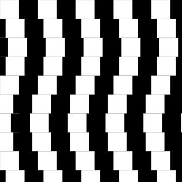Op Art 002 - Illusion by rupertrussell
