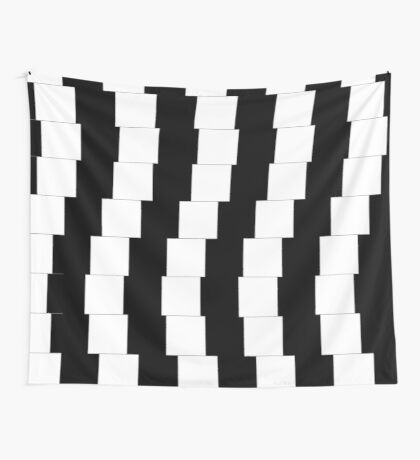 Op Art 002 - Illusion Wall Tapestry