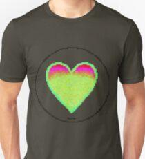 Pixiilated Heart 7 by RootCat Unisex T-Shirt