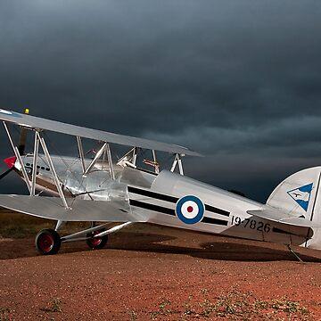 1931 Hawker Fury Bi Plane 2 by Davo1812