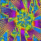 Color elements of cyberspace by blackhalt