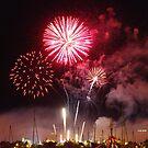 Fireworks by jackitec