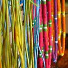 Colors of Amusement--Necklaces by sadeyedartist