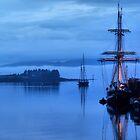 tall ships oban by didgi3