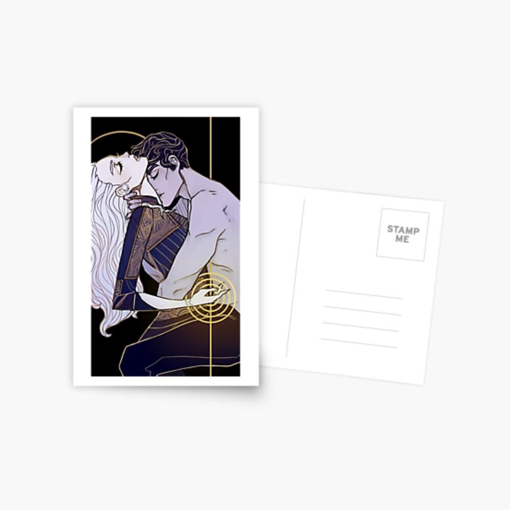 Let Me Postcard