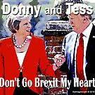 Don't Go Brexit My Heart by ayemagine
