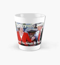 Don't Go Brexit My Heart Tall Mug