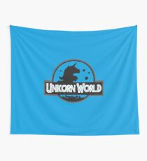 Unicorn world Wall Tapestry