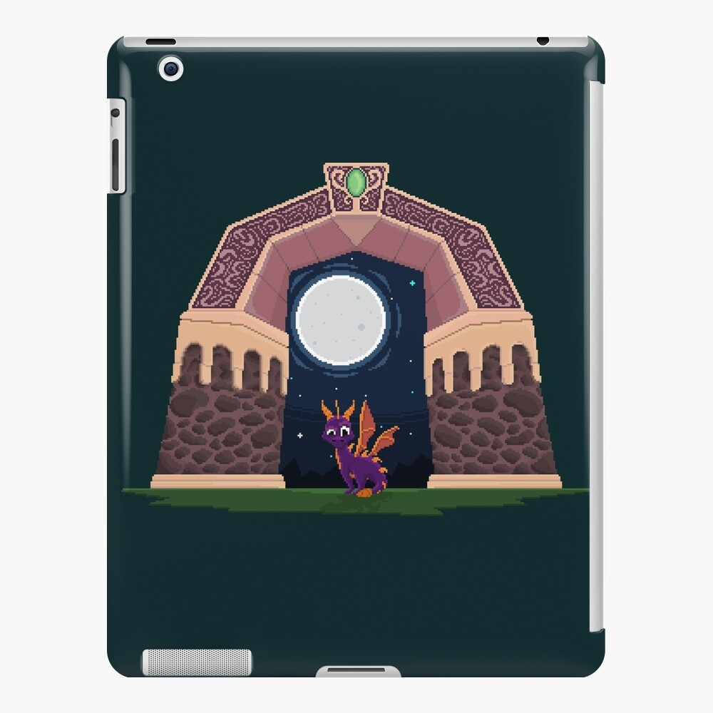 Spyro Welttor iPad-Hülle & Skin