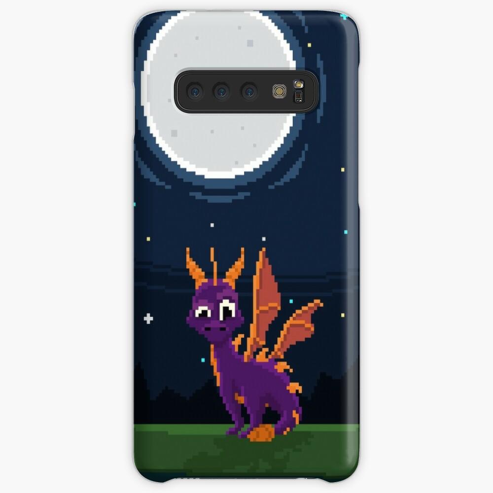 Spyro Welttor Hülle & Klebefolie für Samsung Galaxy