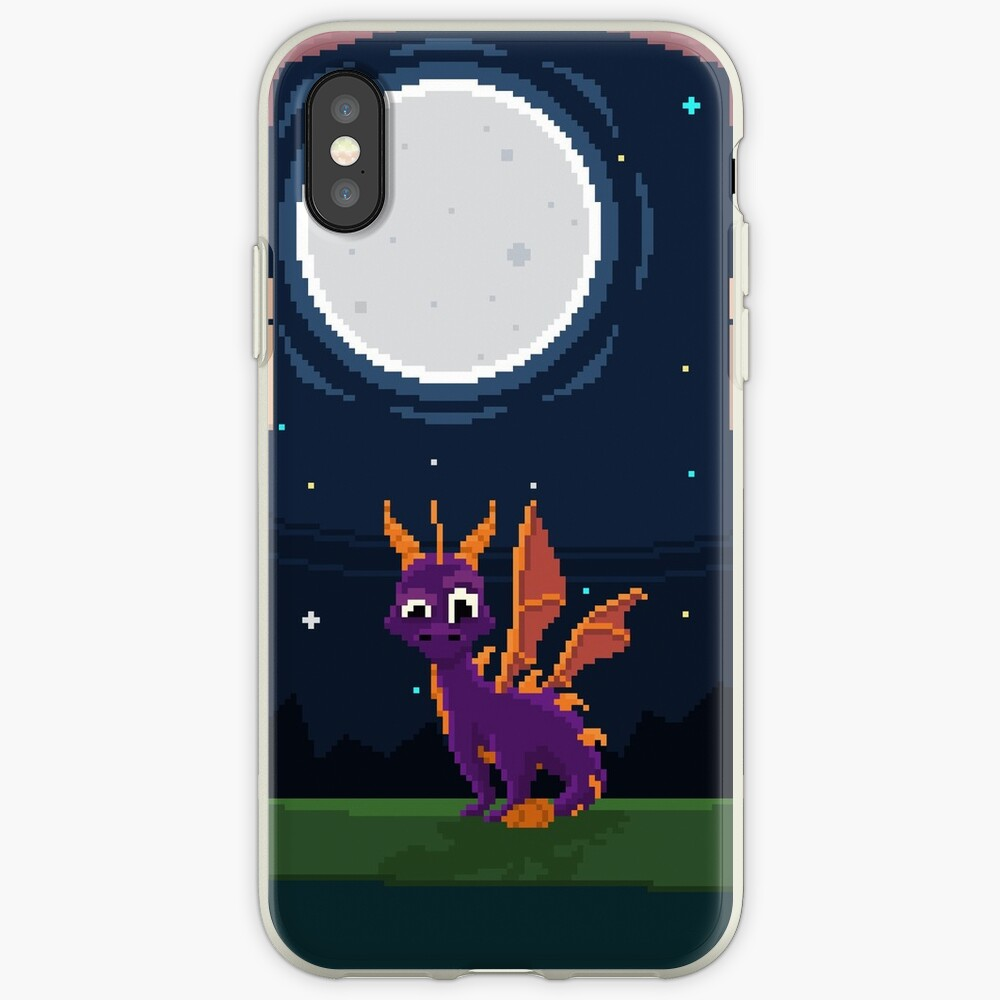Spyro Welttor iPhone-Hülle & Cover