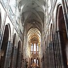 St Vitus Cathedral inside by Maria1606