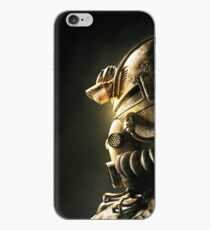 Fallout power armor iPhone Case