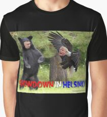 Showdown in Helsinki Graphic T-Shirt