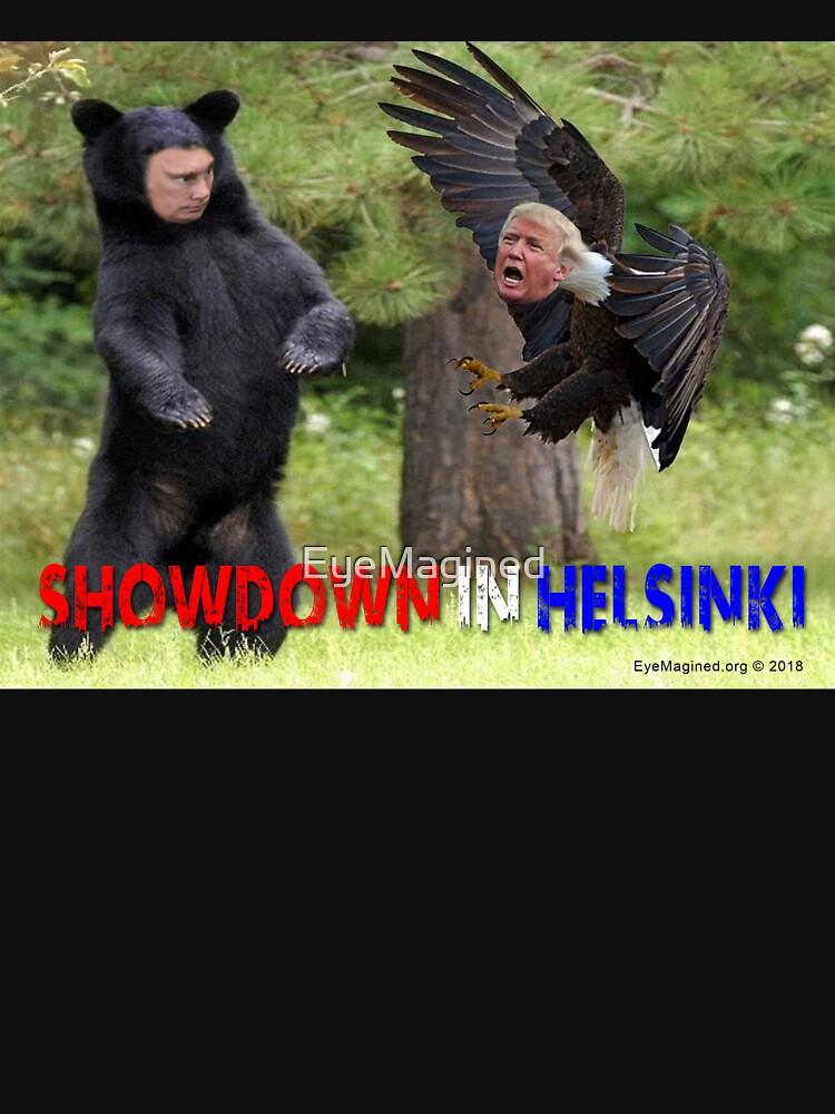 Showdown in Helsinki by EyeMagined