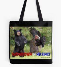 Showdown in Helsinki Tote Bag