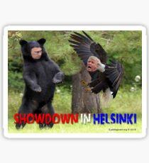 Showdown in Helsinki Sticker