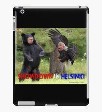 Showdown in Helsinki iPad Case/Skin