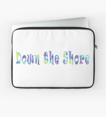 Down the Shore fireworks Laptop Sleeve