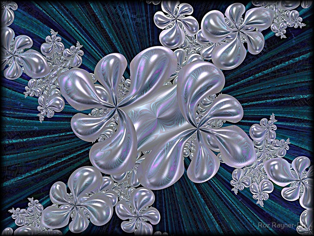 Pearls in Harmony... by Roz Rayner-Rix