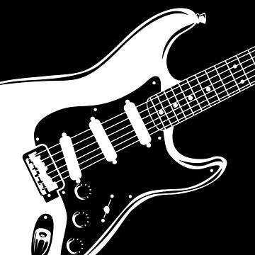 Electric Guitar Design by kudostees