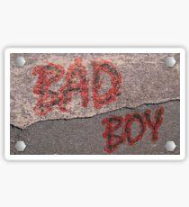Streetwear, Bad Boy Sticker
