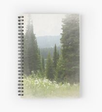Old Growth Forest Spiral Notebook