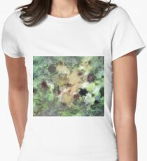 Sediment Women's Fitted T-Shirt